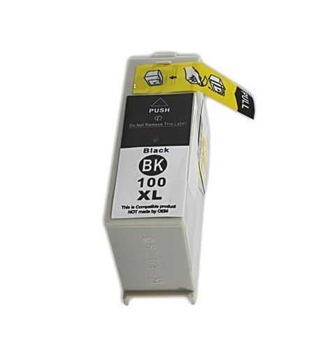 Lexmark 14N1068E - 100XL black černá inkoustová kompatibilní cartridge pro tiskárnu Lexmark Prospect Pro205