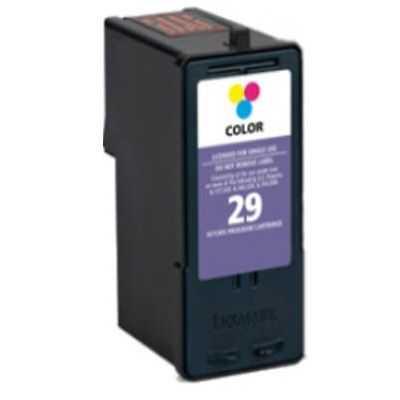 Lexmark 18C1529E - Lexmark 29# - tricolor barevná inkoustová kompatibilní cartridge pro tiskárnu Lexmark Z1300