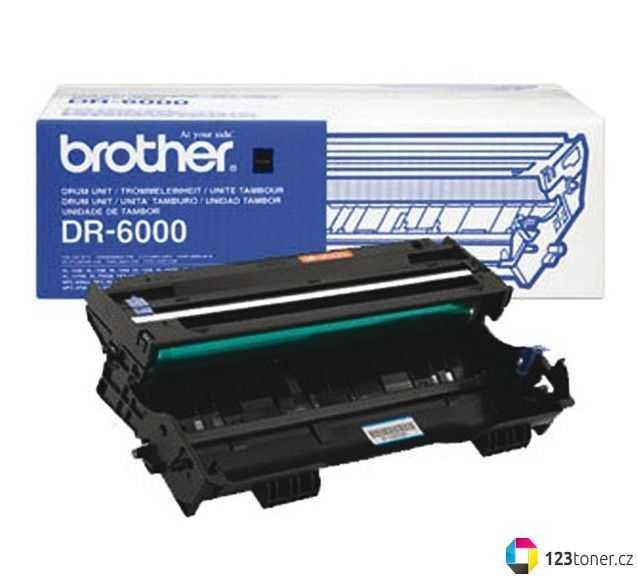 originální válec Brother DR-6000 drum optický válec pro tiskárnu Brother HL-1430