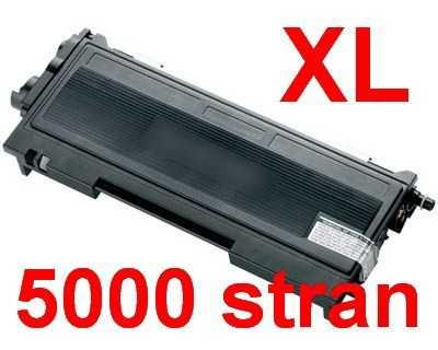 kompatibilní toner s Brother TN-2000-XXL (5000 stran) black černý toner pro tiskárnu Brother DCP-7020