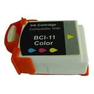 kompatibilní s Canon BCI-11C barevná color cartridge inkoustová náplň pro tiskárnu Canon BJC-85