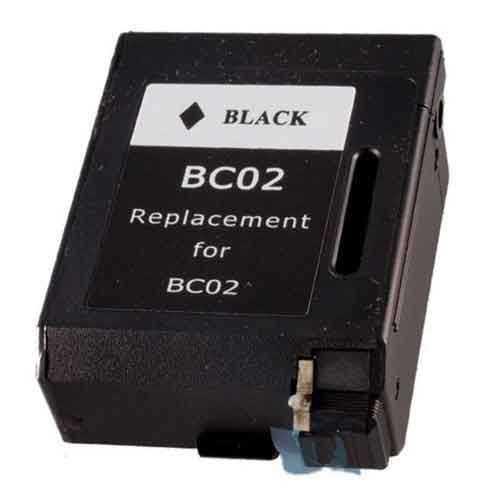 Canon BC-02 black černá kompatibilní inkoustová carteridge pro tiskárnu Canon BJ-234