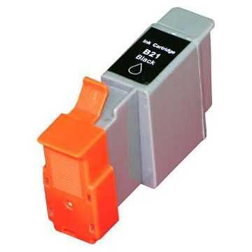 Canon BCI-21BK black černá kompatibilní inkoustová cartridge pro tiskárnu Canon BJC-5500