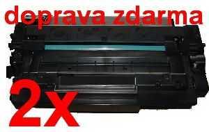 2x kompatibilní toner s Canon CRG-M (5000 stran) black černý toner pro tiskárnu Canon SmartBase PC1230D