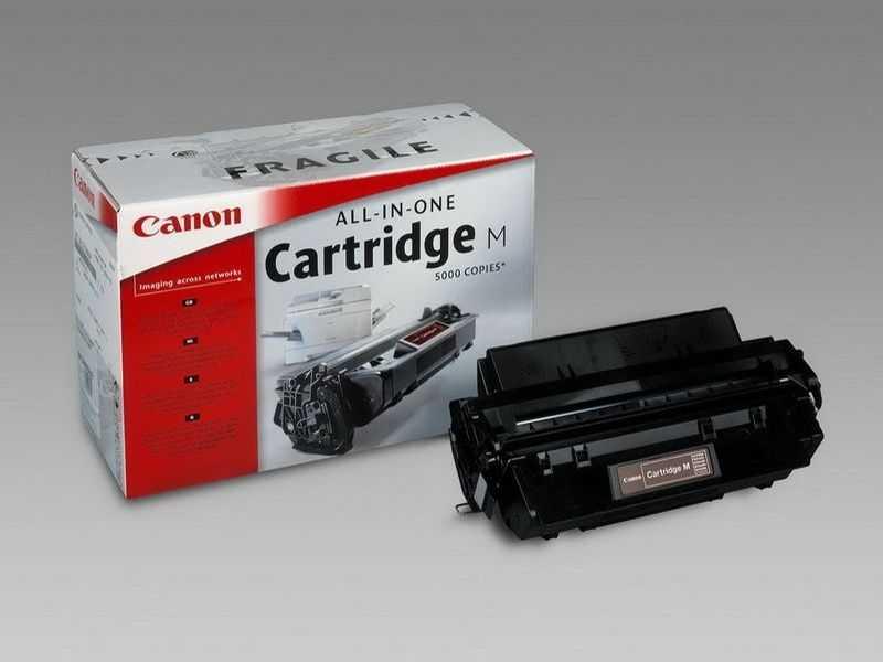 originál Canon CRG-M (5000 stran) black černý originální toner pro tiskárnu Canon SmartBase PC1230D