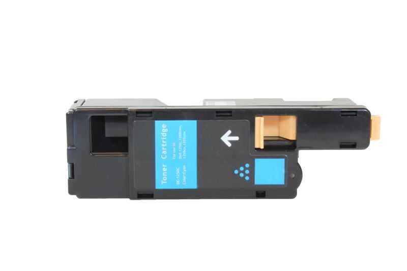kompatibilní toner s Epson C17xx C13S050613 cyan modrý azurový toner pro tiskárnu Epson AcuLaser CX17NF