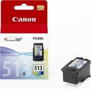 originál Canon CL-513 barevná originální cartridge inkoustová náplň pro tiskárnu Canon PIXMA MP260