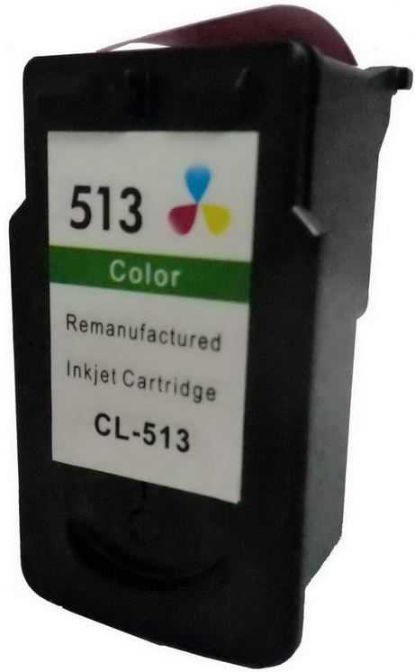 Canon CL-513 color barevná kompatibilní cartridge inkoustová náplň pro tiskárnu Canon PIXMA MP250