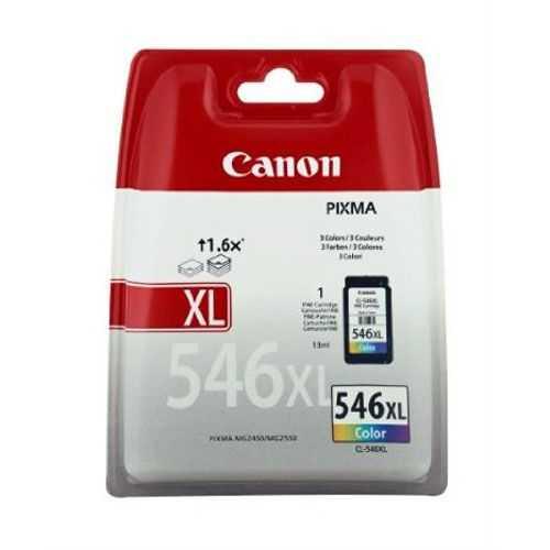 originální Canon CL-546 XL barevná cartridge inkoustová náplň pro tiskárnu Canon Pixma MG2950