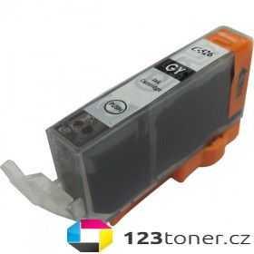kompatibilní s Canon CLI-526gy grey cartridge šedá inkoustová náplň pro tiskárnu Canon PIXMA IX6550
