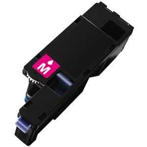kompatibilní toner s Dell 593-11018 9RGVT magenta purpurový červený toner pro tiskárnu Dell 1250C