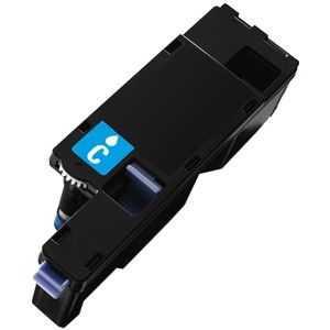 kompatibilní toner s Dell 593-11021 KGJGG cyan modrý azurový toner pro tiskárnu Dell 1250C