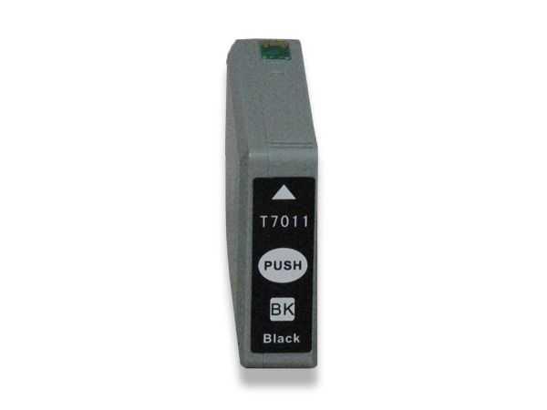 Epson T701140 black černá inkoustová kompatibilní cartridge pro tiskárnu Epson WorkForce Pro WP-4015 DN