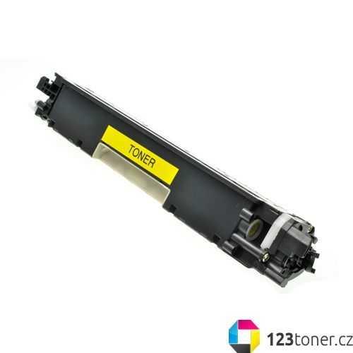 kompatibilní toner s HP CF352A, HP 130A yellow žlutý toner pro tiskárnu HP Color LaserJet Pro MFP M177fw