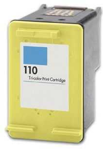 HP 110XL (CB305AE) color barevná kompatibilní inkoustová cartridge pro tiskárnu HP Photosmart A436
