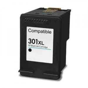 HP 301XL (CH563EE) black černá kompatibilní inkoustová cartridge pro tiskárnu HP DeskJet 1050