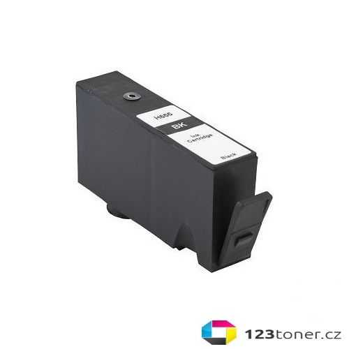 HP 655 BK (CZ109AE) black černá kompatibilní inkoustová cartridge pro tiskárnu HP DeskJet Ink Advantage 4625