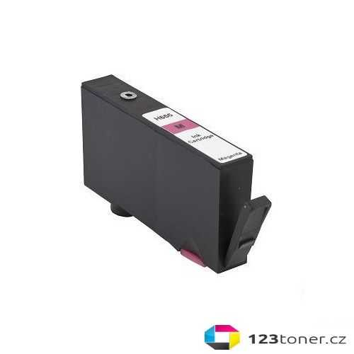 HP 655 M (CZ111AE) magenta purpurová červená kompatibilní inkoustová cartridge pro tiskárnu HP DeskJet Ink Advantage 3525