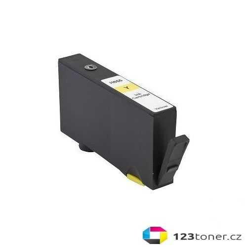 HP 655 Y (CZ112AE) yellow žlutá kompatibilní inkoustová cartridge pro tiskárnu HP DeskJet Ink Advantage 3525