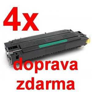 4x kompatibilní toner s HP 74A, 92274A black černý toner pro tiskárnu