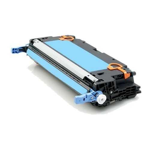kompatibilní toner s HP Q7581A, HP 503A (6000 stran) cyan modrý azurový toner pro tiskárnu HP Color LaserJet CP3505dn