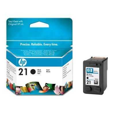 originál HP 21 (C9351A) black cartridge černá originální inkoustová náplň pro tiskárnu HP DeskJet 3900