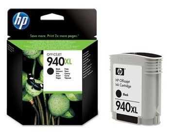 originální HP 940XL (C4906AE) black černá originální inkoustová cartridge pro tiskárnu HP OfficeJet Pro 8500a Plus