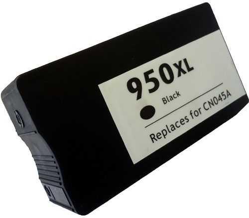 HP 950XL (CN045AE) black černá kompatibilní inkoustová cartridge pro tiskárnu HP OfficeJet Pro 251dw