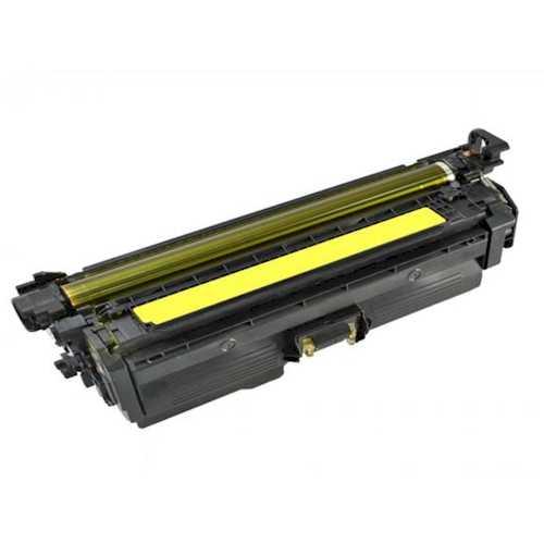kompatibilní toner s HP CE262A, HP 648A (11000 stran) yellow žlutý toner pro tiskárnu HP Color LaserJet Enterprise CP4525xh