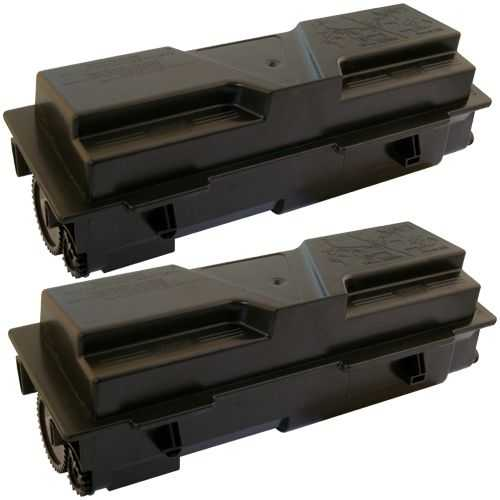 2x kompatibilní toner s Kyocera TK-160 black černý toner pro tiskárnu Kyocera FS-1120D