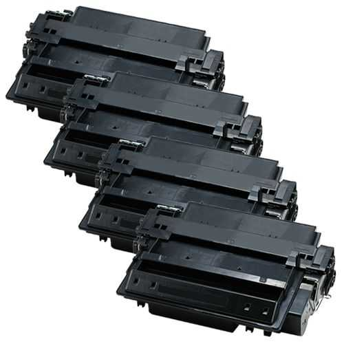 4x kompatibilní toner s HP 11A, HP Q6511A black černý toner pro tiskárnu HP LaserJet 2410