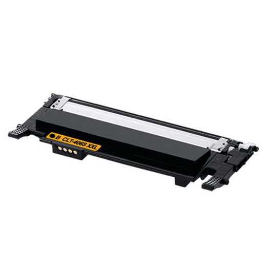 kompatibilní toner s Samsung CLT-K406S black černý toner pro tiskárnu Samsung CLX-3305FW