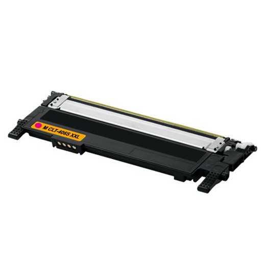 kompatibilní toner s Samsung CLT-M406S magenta purpurový toner pro tiskárnu Samsung CLX-3305FW