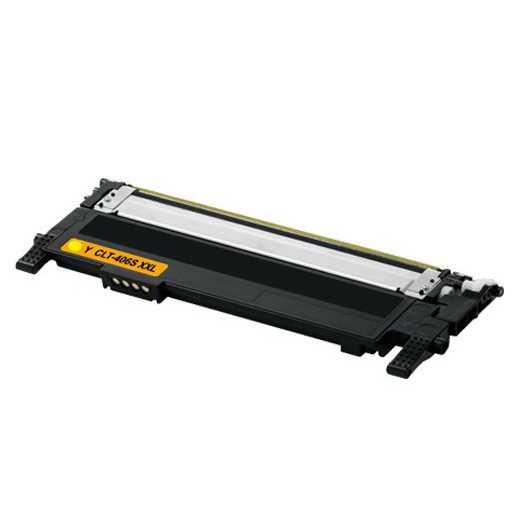 kompatibilní toner s Samsung CLT-Y406S yellow žlutý toner pro tiskárnu Samsung CLX-3305FW