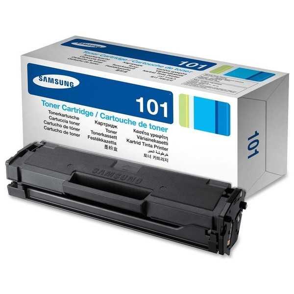 originál Samsung MLT-D101S (1500 stran) black originální černý toner pro tiskárnu Samsung SF-760P