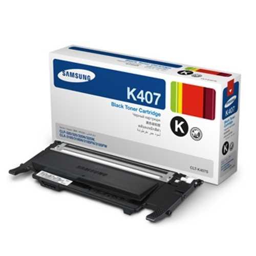 originál Samsung CLT-K4072S black černý originální toner pro tiskárnu Samsung CLX-3180