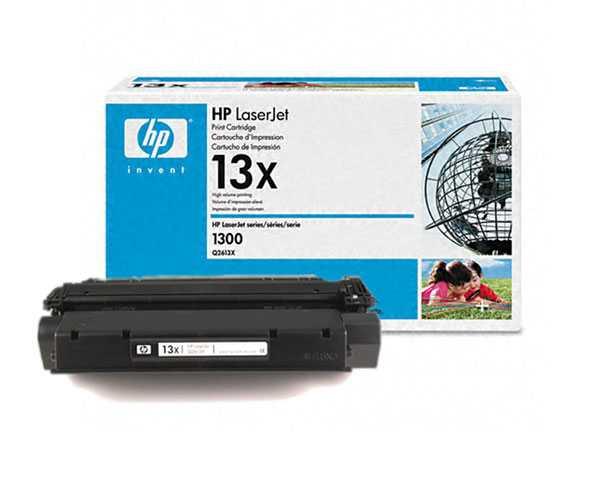 originál HP 13X, HP Q2613X (4000 stran) originální toner pro tiskárnu HP LaserJet 1300n