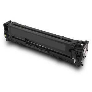 2x kompatibilní toner s HP CB540A, HP 125A black černý toner pro tiskárnu HP Color LaserJet CP1214