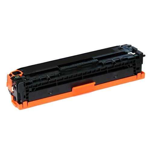 2x kompatibilní toner s HP CE320A (HP 128A) black černý toner pro tiskárnu HP Color LaserJet Pro CM1415fn