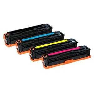 2x sada tonerů kompatibilních s Canon CRG-716 BK,C,M,Y - 8x tonery pro tiskárnu Canon MF8030