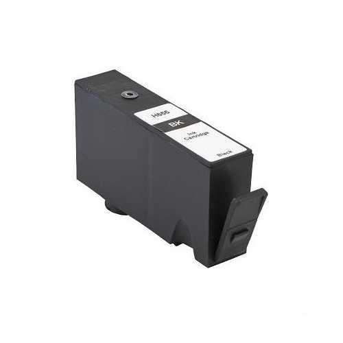 2x HP 655 BK (CZ109AE) black dvě černé kompatibilní inkoustové cartridge pro tiskárnu HP DeskJet Ink Advantage 4615