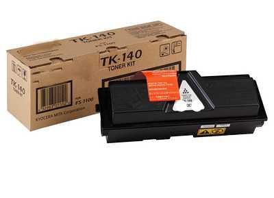 originál Kyocera TK-140 černý originální toner pro tiskárnu Kyocera FS-1100