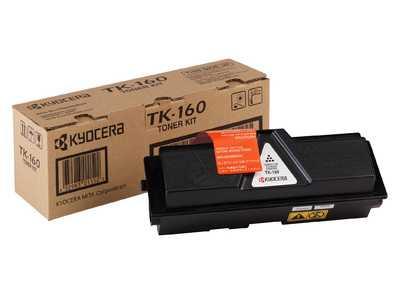 originál Kyocera TK-160 černý originální toner pro tiskárnu Kyocera FS-1120D