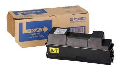 originál Kyocera TK-350 černý originální toner pro tiskárnu Kyocera FS-3040MFP