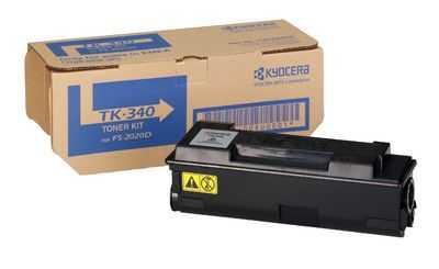 originál Kyocera TK-340 černý originální toner pro tiskárnu Kyocera FS-2020DN