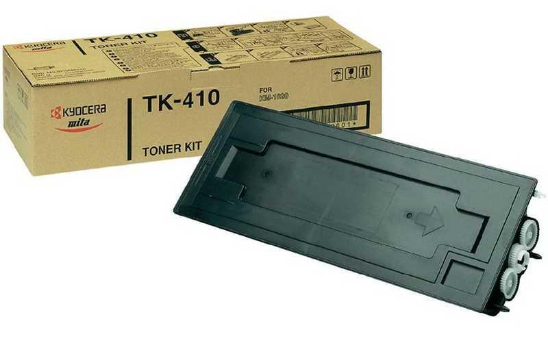 originál Kyocera TK-410 černý originální toner do tiskárny Kyocera KM-2050