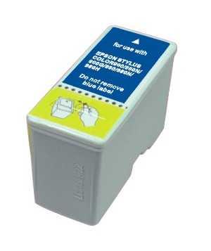 kompatibilní s Epson T007 (T007401) black cartridge černá inkoustová náplň pro tiskárnu Epson Stylus Photo 790