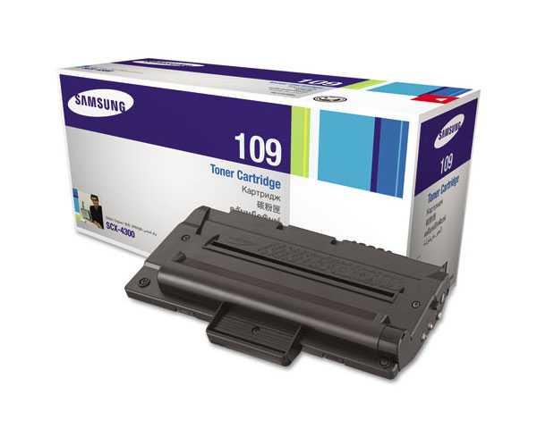 originál Samsung MLT-D1092S černý originální toner pro tiskárnu Samsung SCX-4300