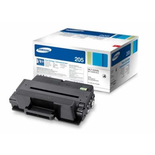 originál Samsung MLT-D205L (5000 stran) černý originální toner do tiskárny Samsung ML-3712ND