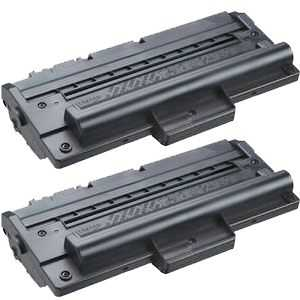2x kompatibilní toner s Samsung SCX-4200A black černý toner pro tiskárnu Samsung SCX-4200